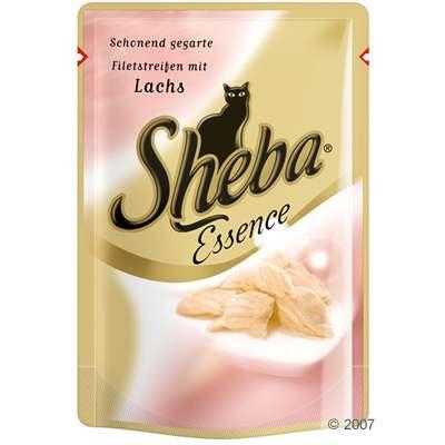 Kostenloses Sheba Katzenfutter