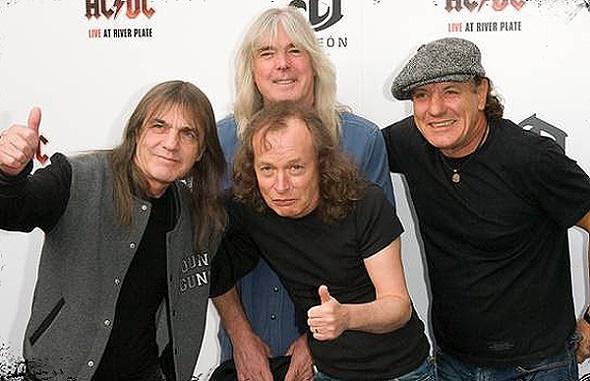 AC/DC – früher Song der Young-Brüder gratis