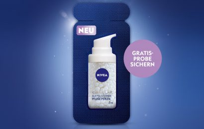 Gratisprobe Anti-Aging-Perlen von Nivea