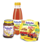 Bebivita Gratisproben für Ihr Baby