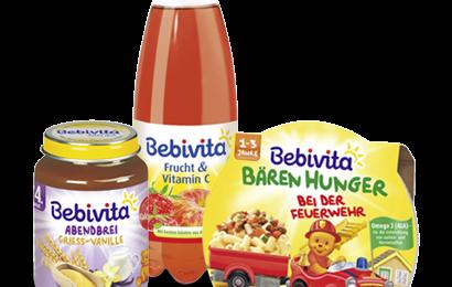 Bebivita verschenkt Babynahrung für Ihr Kind