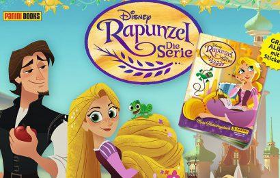 Disney Rapunzel Gratis Album