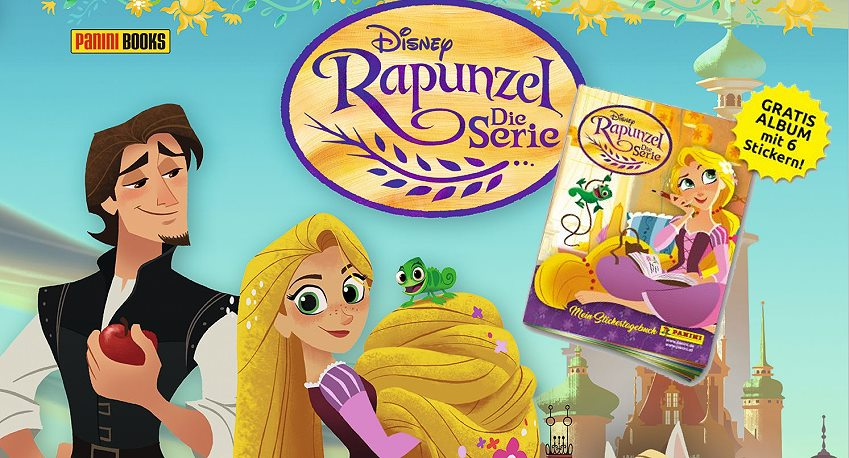 Disney Rapunzel Album gratis bestellen