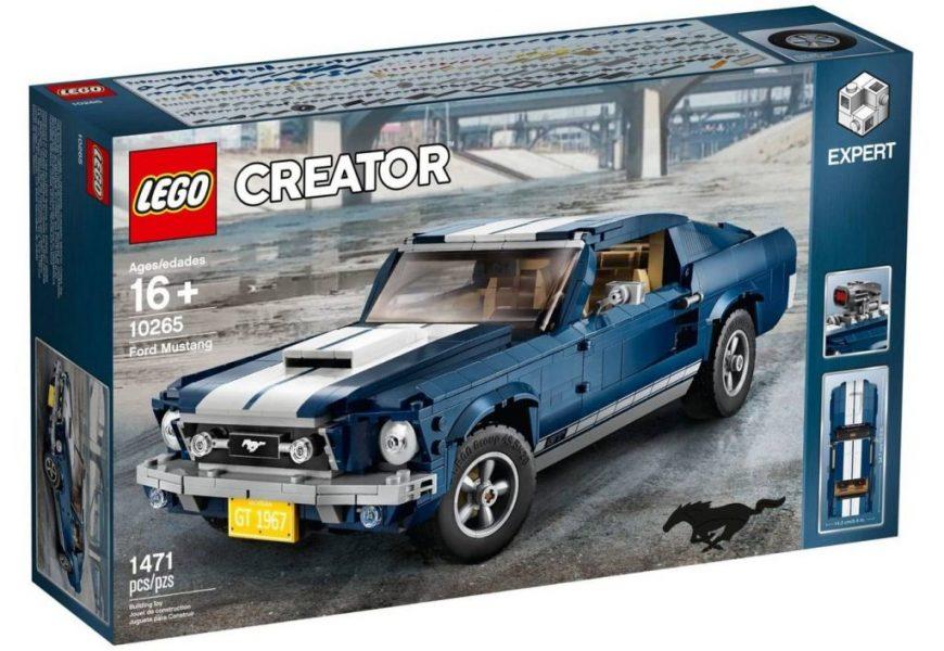 Der LEGO Ford Mustang GT 1967 im Preisvergleich!