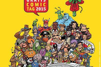 Comics gratis abstauben