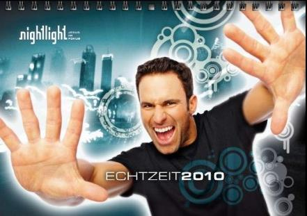 Gratis Kalender von Nightlight