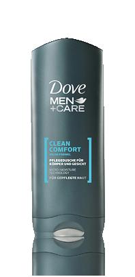 Gratis Pflegedusche für Männer