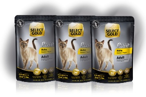 Gratisprobe Katzenfutter