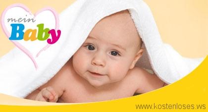 Gratisproben fürs Baby