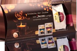 Jacobs Kaffeekapseln gratis