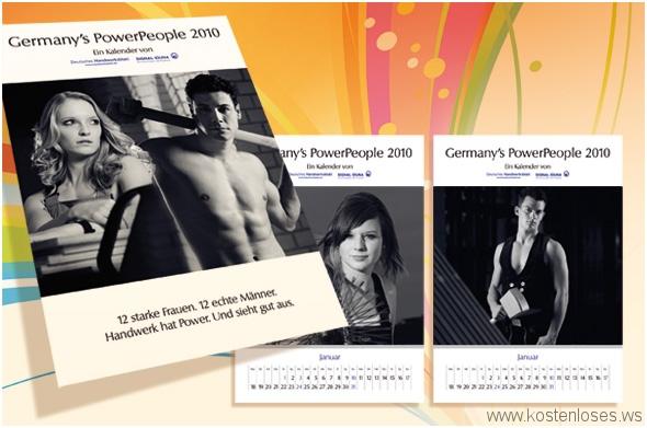 Kalender 2010 kostenlos