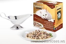 Katzenfutter gratis