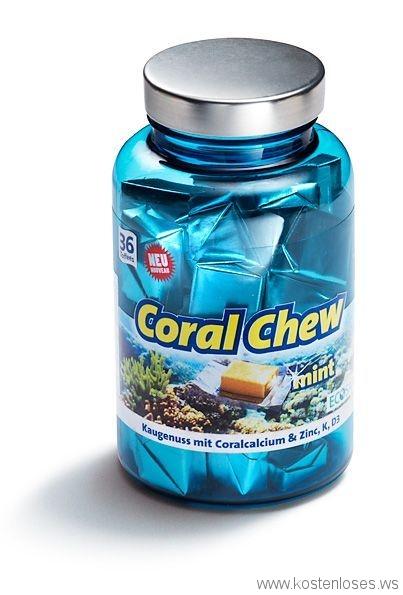 Coralcalcium Kautablette gratis