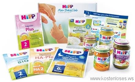 Kostenlose HIPP Warenproben