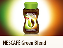 NESCAFÉ Green Blend kostenlos testen