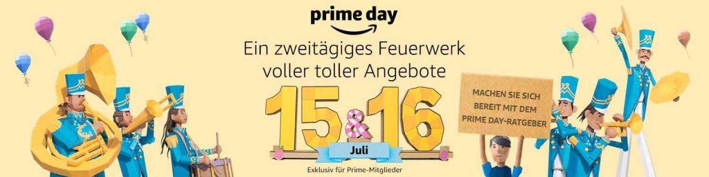 Amazon Prime Day 2019 - Schnäppchenjäger aufgepasst!