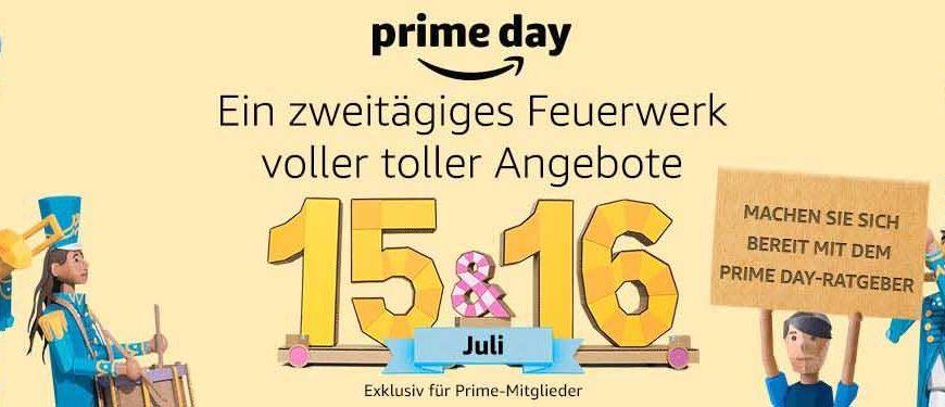 Amazon Prime Day 2019 – Schnäppchenjäger aufgepasst!